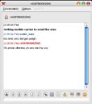 pidgin chat